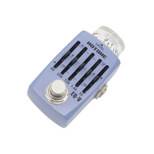 Hotone Mini EQ-V 5 Band Graphic EQ Pedal