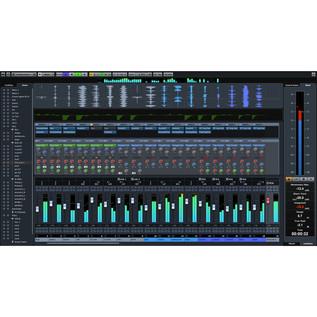 Cubase CP8 Mixer
