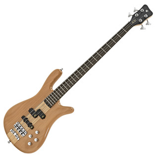 Warwick Rockbass Streamer NT1 4-string Bass Guitar, Natural