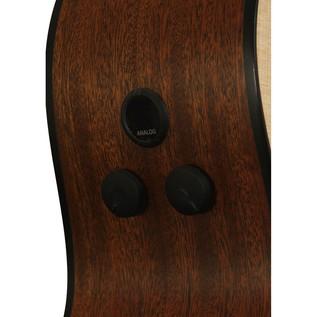 Martin GPCPA4 Grand Performer Electro Acoustic Guitar, Natural
