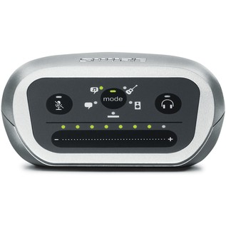 Shure MVi MOTIV Digital Audio Interface - Mac, PC, iPhone, iPod, iPad