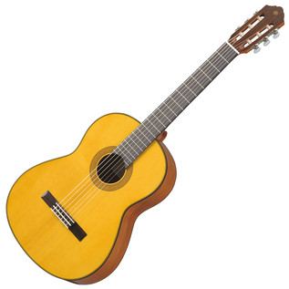 Yamaha CG142 Classical Acoustic Guitar, Natural Gloss