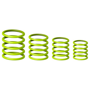 Gravity Ring Pack, Sheen Green