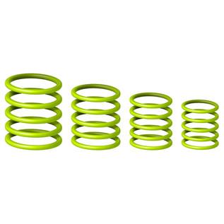 Gravity Ring Pack, Sheen Green