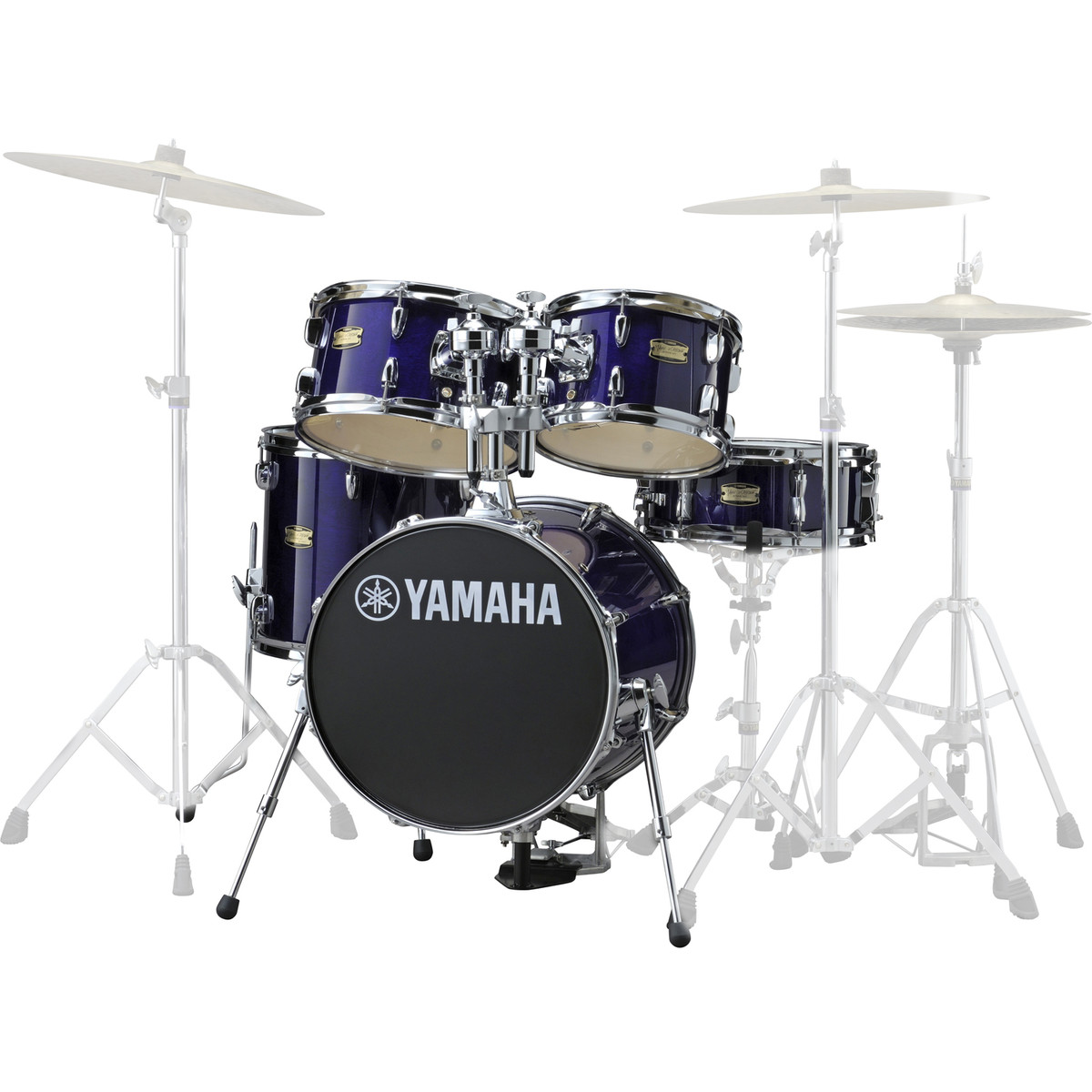 Yamaha manu katche drum kit compare prices at foundem for Yamaha portable drums