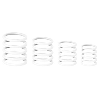 Ring Pack, Ghost White