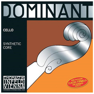 Dominant Cello G. Chrome Wound. 1/4