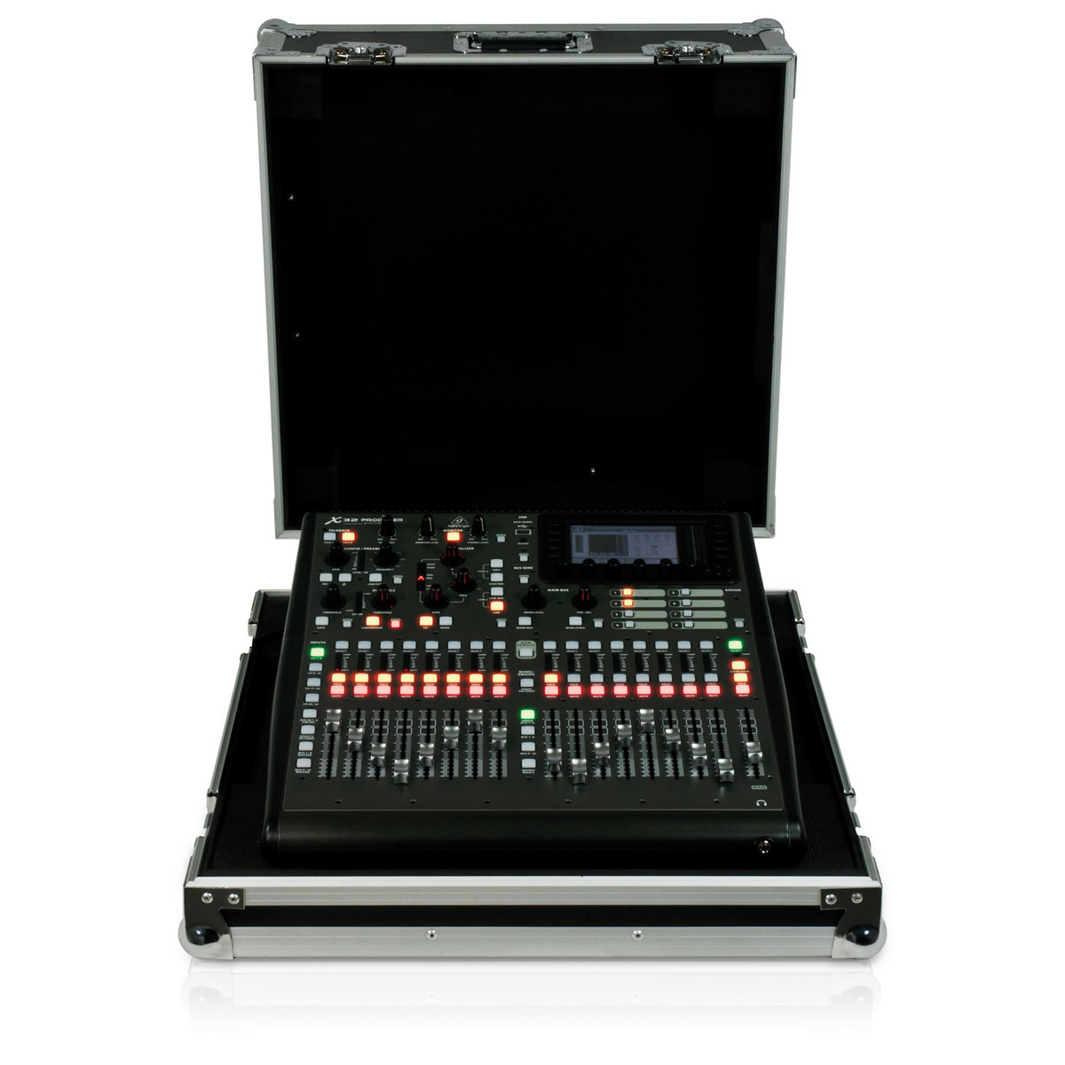 Image of Behringer X32 Producer TP - Digital Mixing Console With Flight Case