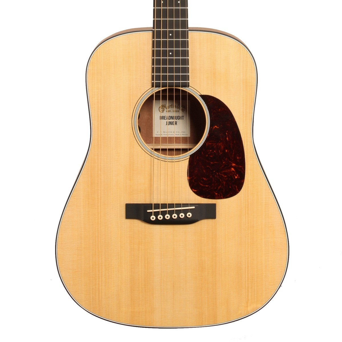 martin dreadnought junior electro acoustic guitar with free gifts at. Black Bedroom Furniture Sets. Home Design Ideas