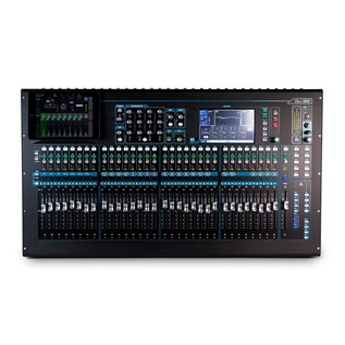 Allen and Heath Qu-32 Digital Mixer, Chrome Edition