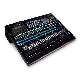 Allen and Heath Qu-24 Digital Mixer, Chrome Edition