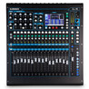 Allen and Heath Qu-16 Digital Mixer, Chrome Edition