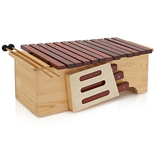 Floor Standing Alto Xylophone by Gear4music, Diatonic