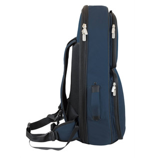 Tom and Will Baritone Horn Gig Bag, Blue and Black