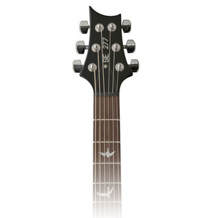 PRS SE 277 Semi-hollow Soapbar Baritone, Gray Black