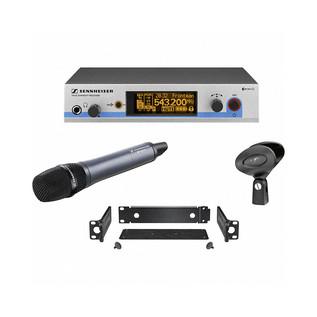 Sennheiser EW 500 935 G3 GB Vocal Set with Case, Ch38