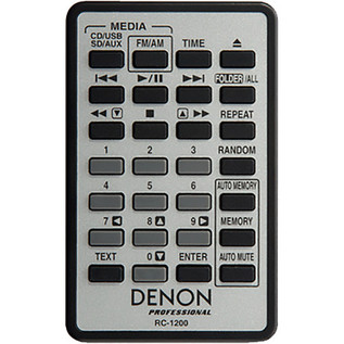 Denon DN300ZB Rackmount Digital Media Player