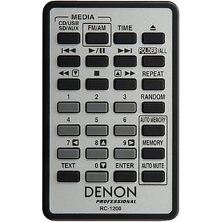 Denon DN300ZB Rackmount Digital Media Player