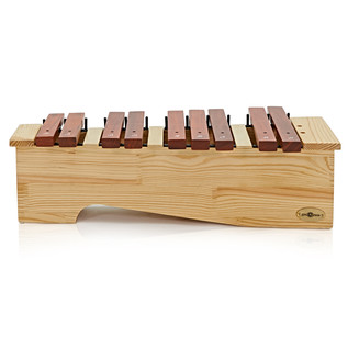 Soprano Xylophone by Gear4music, Chromatic Half