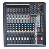 Soundcraft MFXi8 8-kanals Mixer med FX