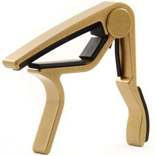 Jim Dunlop JD-83CG Acoustic Trigger Capo, Gold