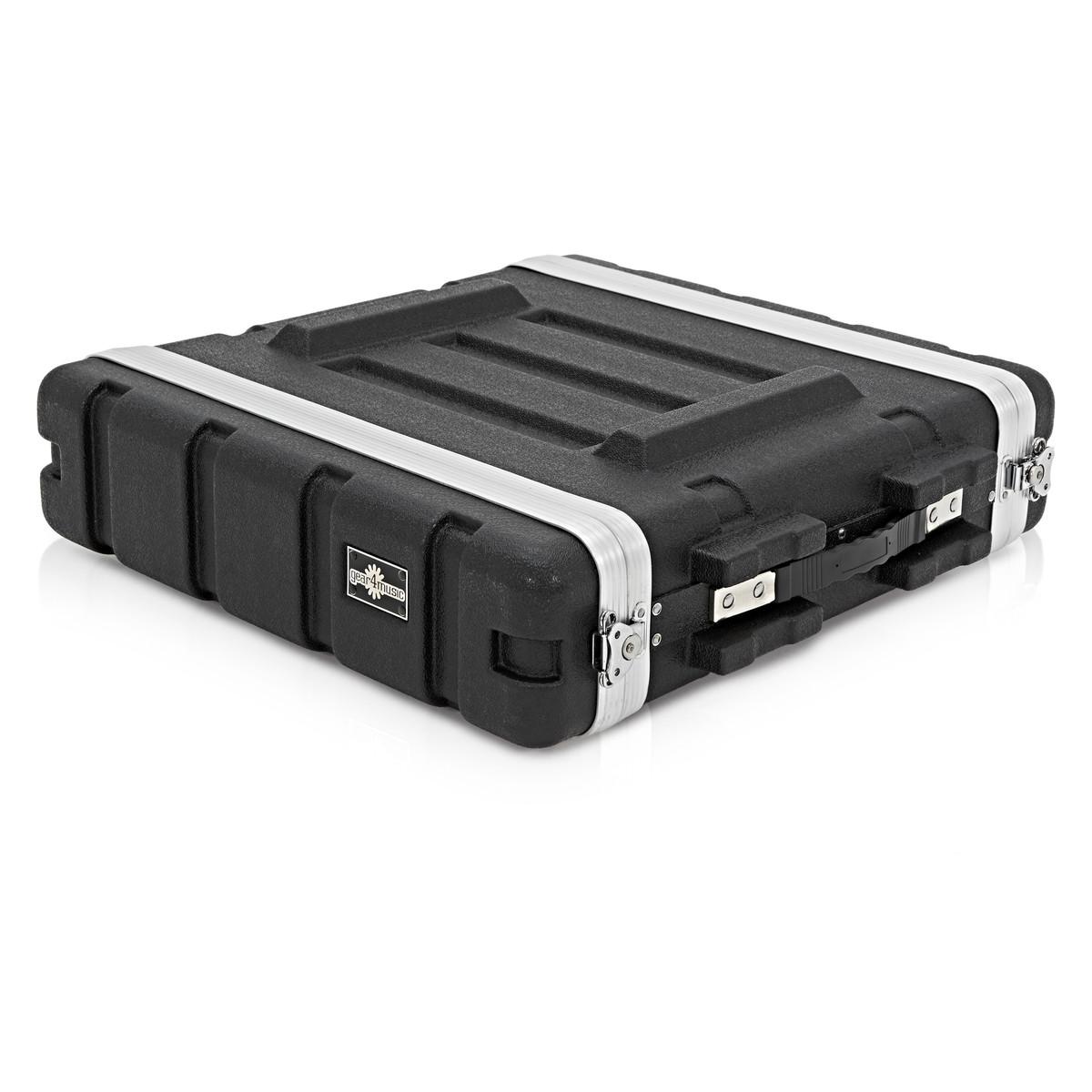 "Image of 2U 19 Rack Case by Gear4music"""