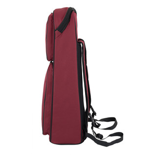 Tom and Will Trumpet Gig Bag, Burgundy and Black