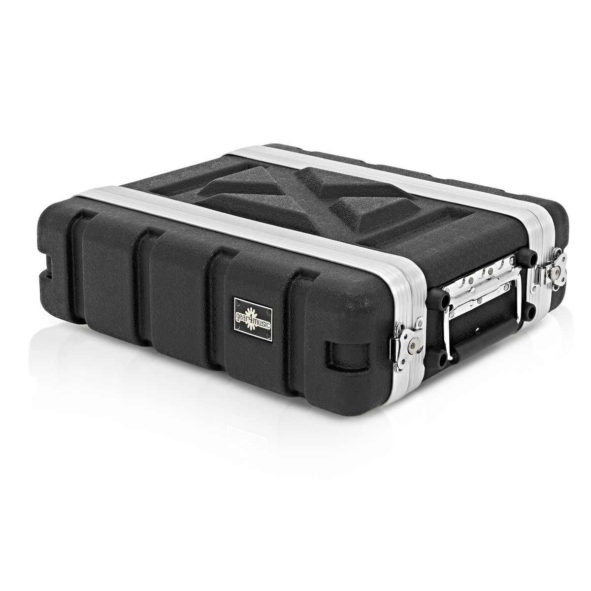 Image of 2U Shallow Rack Case by Gear4music
