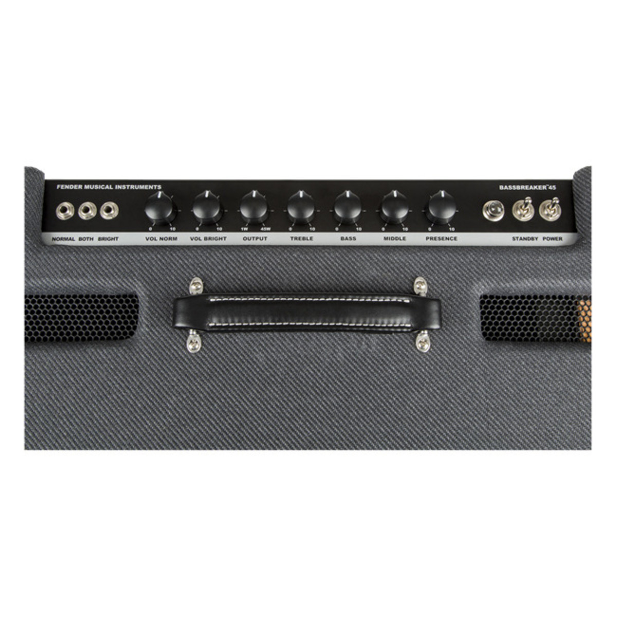 Fender Bassbreaker 45 : fender bassbreaker 45 combo at ~ Vivirlamusica.com Haus und Dekorationen