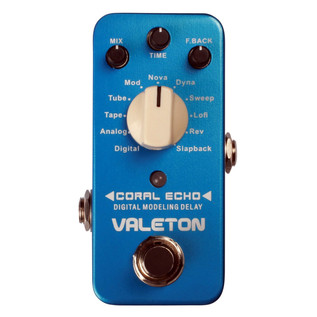 Valeton Coral Echo Digital Delay