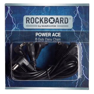 RockBoard by Warwick 8 Outs Daisy Chain