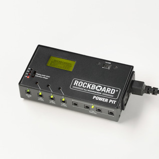RockBoard by Warwick Power Pit Multi Power Supply Plug