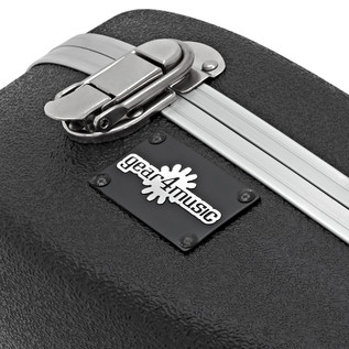 Fitted Electric Guitar ABS Case by Gear4music