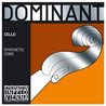 Thomastik Dominant 143 4/4 Cello D String, Chrome Wound