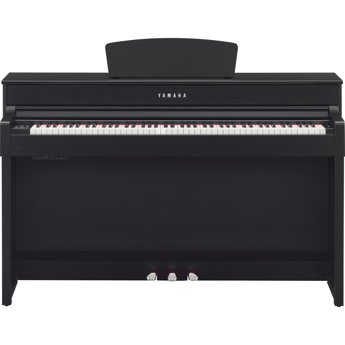 Yamaha clavinova clp535 digital piano black walnut at for Yamaha piano com