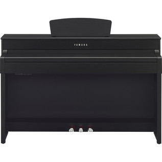 Yamaha Clavinova CLP535 Digital Piano, Black