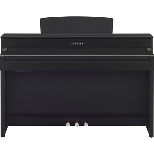 Yamaha Clavinova CLP545 Digital Piano, Black