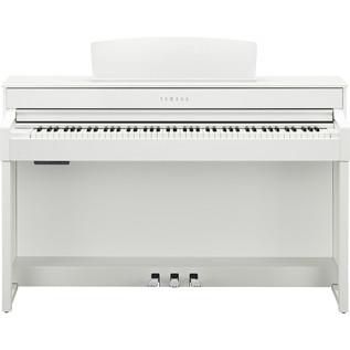 Yamaha Clavinova CLP545WH Digital Piano