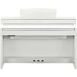 Yamaha Clavinova CLP575WH Digital Piano