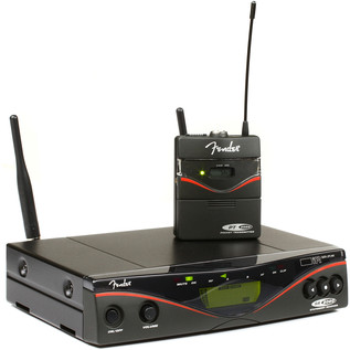 Fender FWG2020 Wireless System, Band 1 - Front View