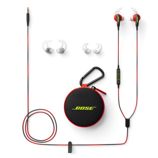 Bose SoundSport Power Red