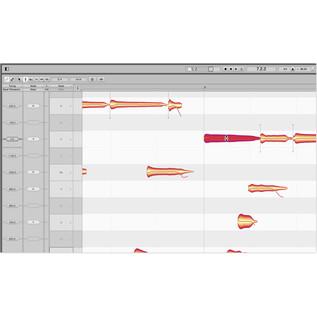 Celemony Melodyne 4 Editor - Screenshot 4