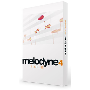 Celemony Melodyne 4 Essential - Boxed Art
