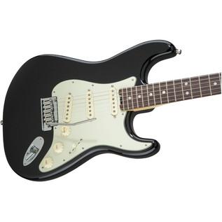 Fender American Elite Stratocaster, RW, Mystic Black