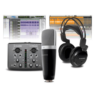M-Audio Vocal Studio Pro Recording Bundle