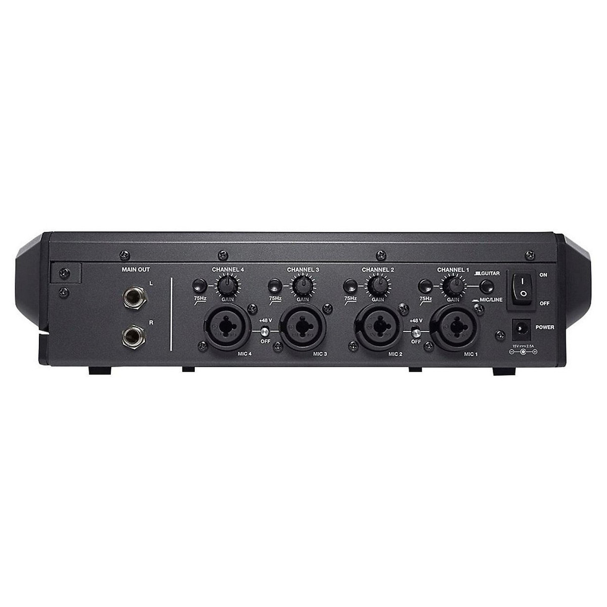 alesis io mix 4 channel mixer recorder for ipad nearly new at. Black Bedroom Furniture Sets. Home Design Ideas