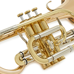 Besson Sovereign BE928G Bb Cornet, Lacquer