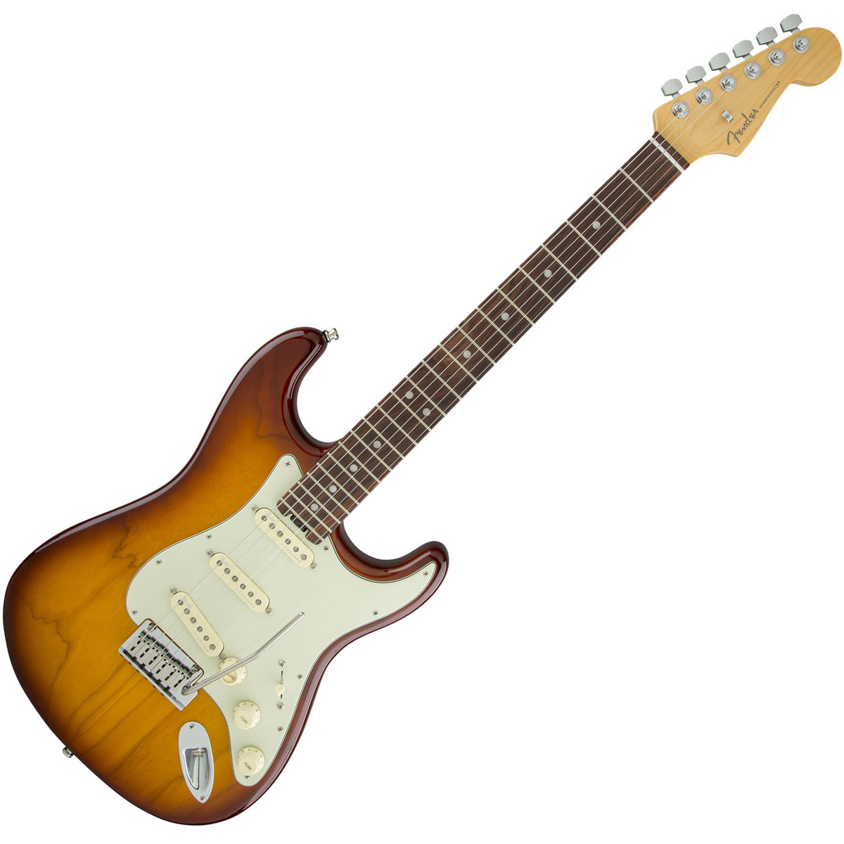 fender american elite stratocaster rw tobacco sunburst at. Black Bedroom Furniture Sets. Home Design Ideas