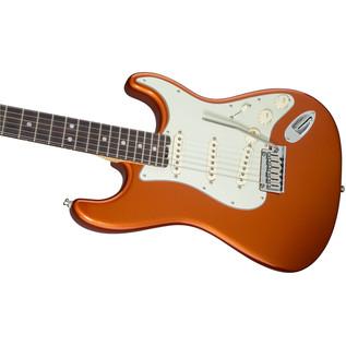 Fender American Elite Stratocaster RW, Autumn Blaze Metallic