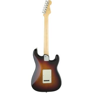 Fender American Elite Left-Handed Strat MN, 3 Colour Sunburst